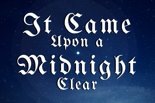 It Came Upon a Midnight Clear Graphic